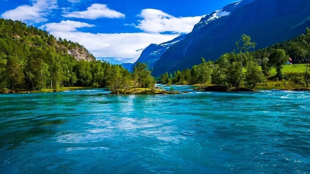 3 HOURS of AMAZING NATURE SCENERY on Planet Earth - The Best