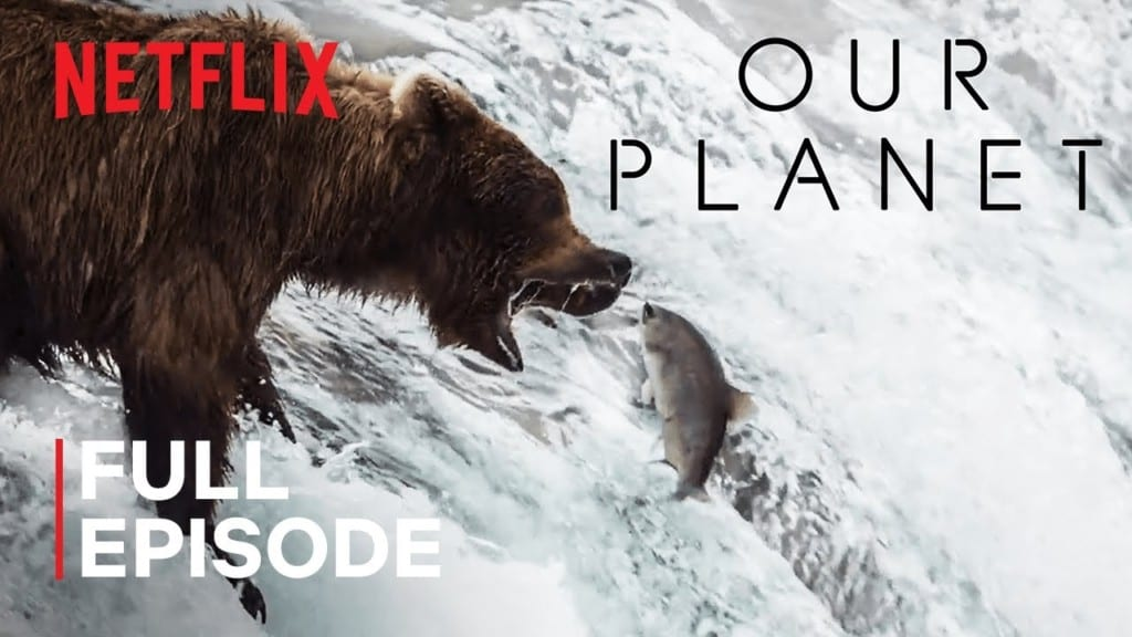 Our Planet - Fresh Water - Netflix